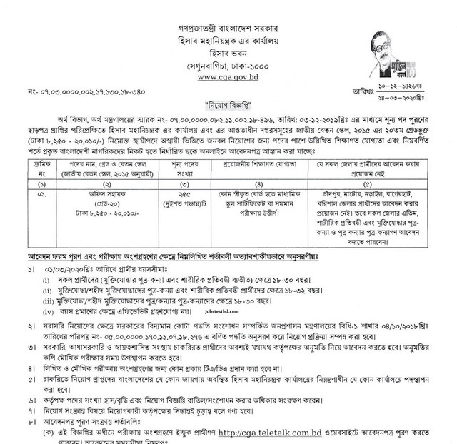 Office-Sohayok-Job-Circular-2020
