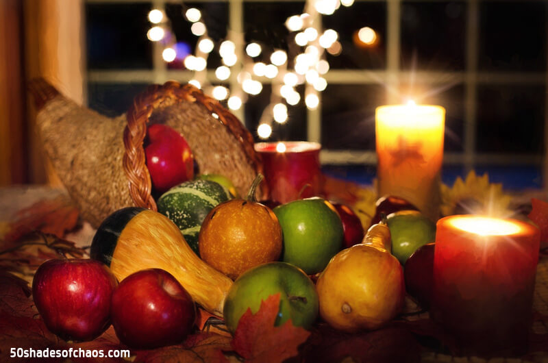 Thanksgiving Table Top Ideas
