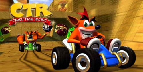 [BUKA GAME LAMA] Crash Team Racing PS1, Game Balap Penghancur Pertemanan
