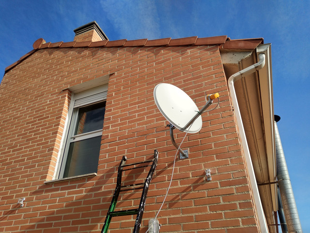 Orientar antena