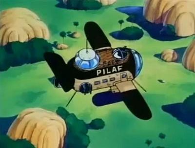 Góry       - Page 16 Pilaf-s-Airship