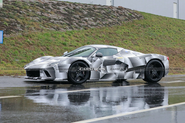 2023 - [Ferrari] LaFerrari II E8-BAA37-A-4-CD4-407-F-88-BD-D8-F07-F53-BA83