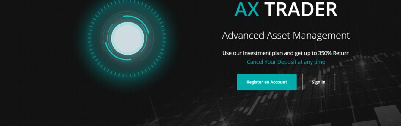 Review of  axtrader.com