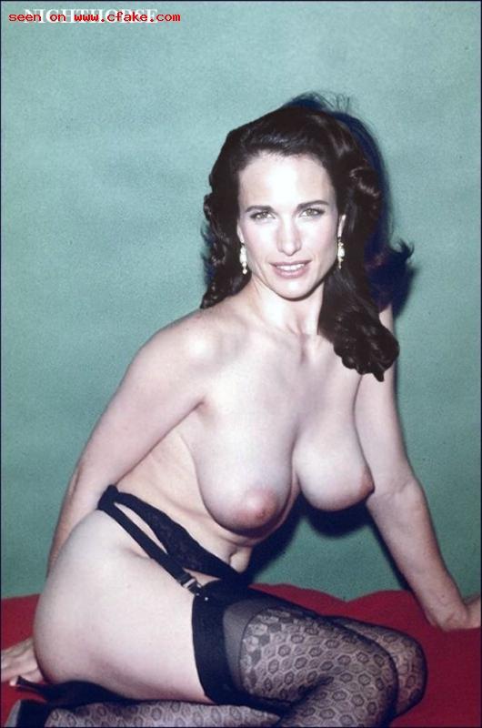 Andie Macdowell Photo Sex