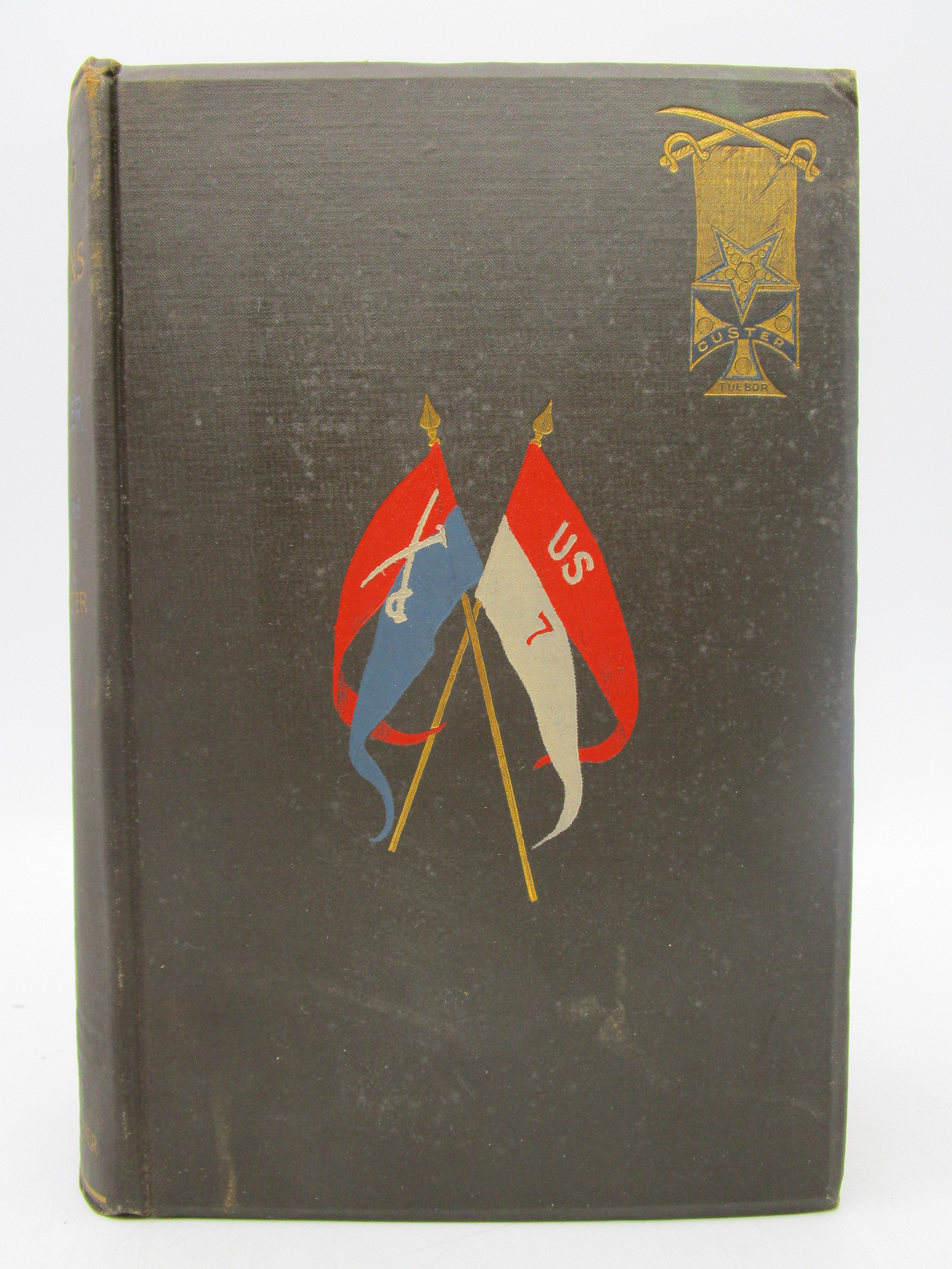Image for Tenting on the Plains Or General Custer in Kansas and Texas (First Edition)