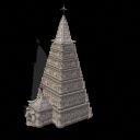 Ruinas de Patrosscon Piramide-Patrosscon