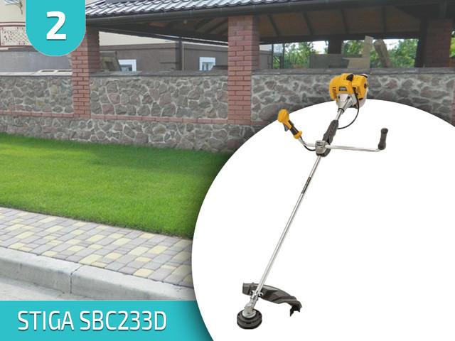 STIGA SBC233D