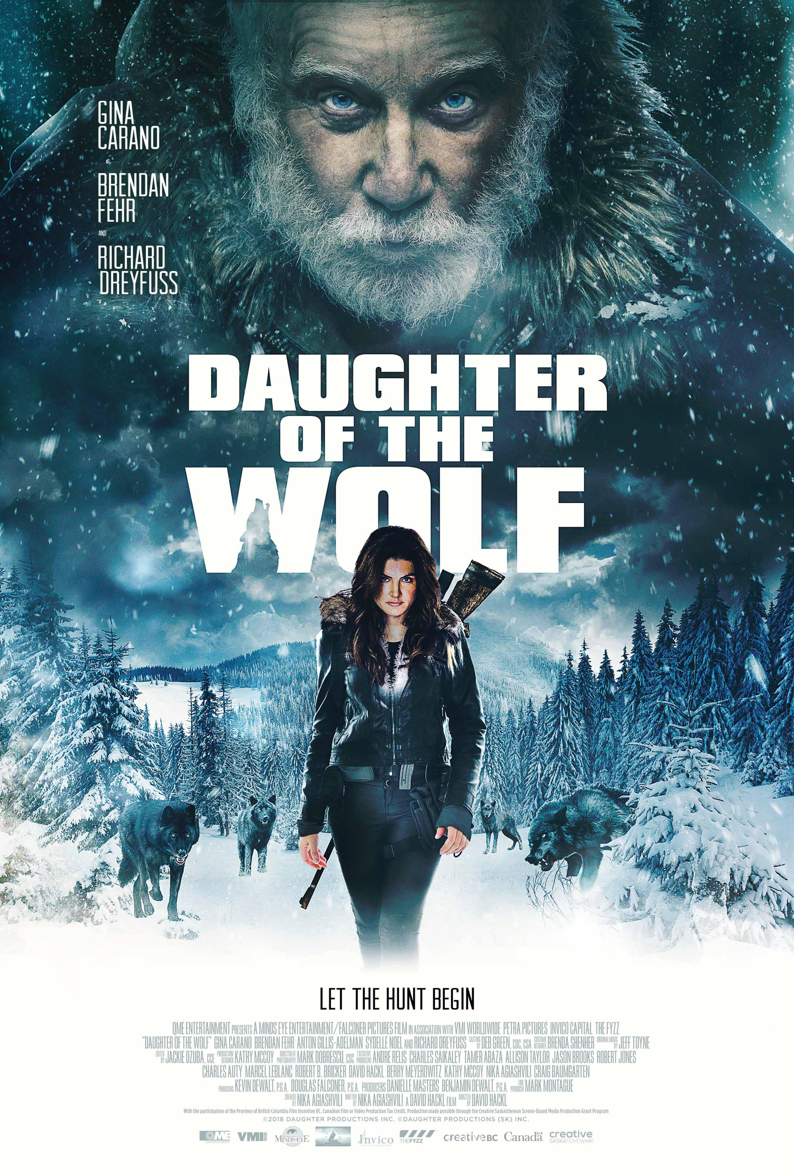 მგლის ქალიშვილი / DAUGHTER OF THE WOLF