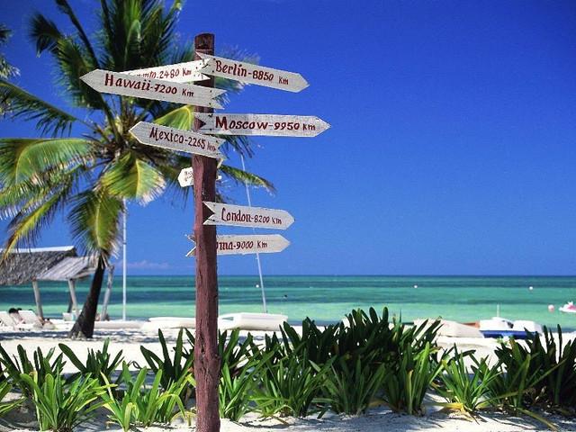 Лучшие страны для отдыха в ноябре