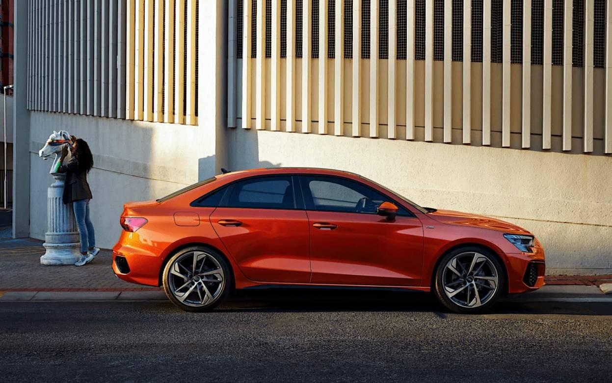 Audi A3 Sedan 2020 Nueva Version Mas Amplia Y Potente Turbo