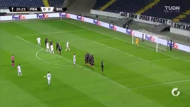 12-03-2020 - Eintracht Frankfurt 0-3 Basel