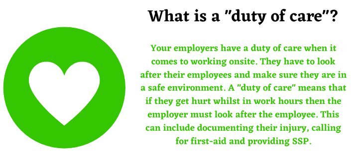 duty of care description image