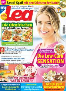 Cover: Lea Frauenmagazin No 36 vom 01  September 2021