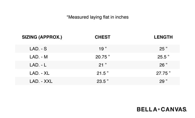 Size-Guide-BELLA-CREWNECK