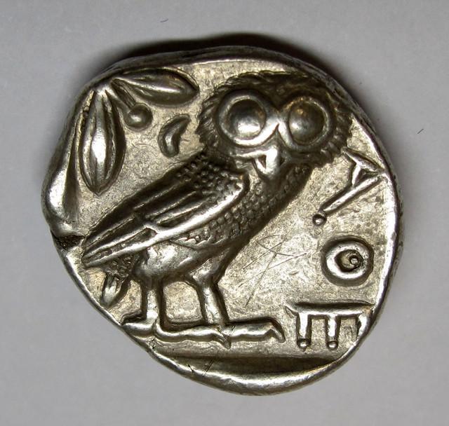 Tetradracma de Atenas (449-413 a.C.) 08