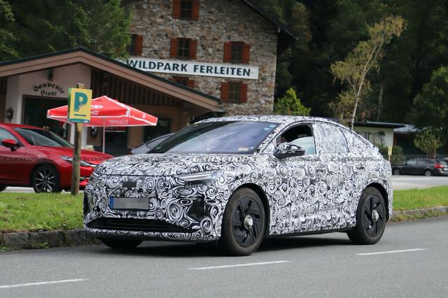 2021 - [Audi] Q4 E-Tron Sportback BDA76049-8-CF0-4901-AE39-A1954655-AF9-C