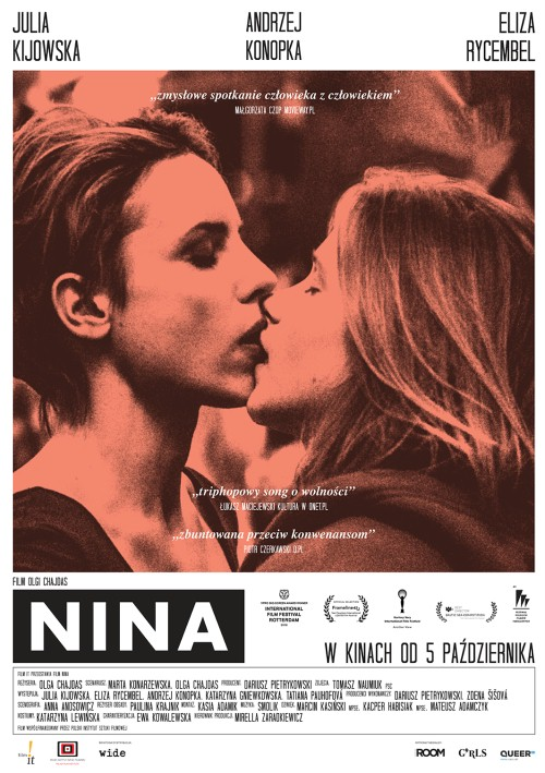 Nina (2018) PL.WEB-DL.XviD-FmX / Film Polski