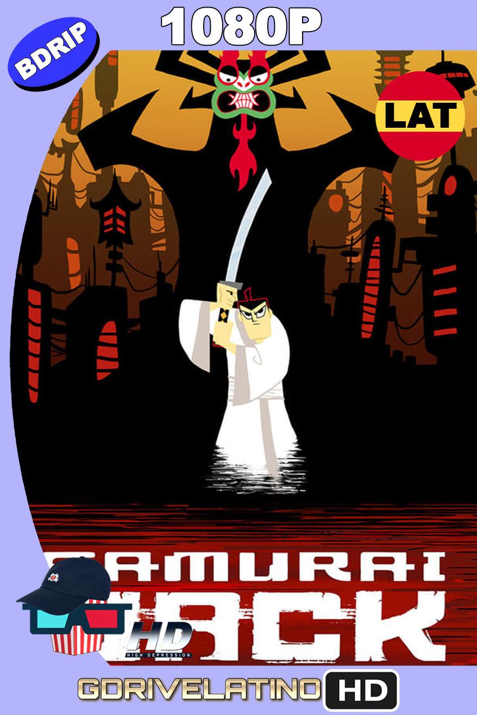 Samurai Jack (2001-2004) Temporada 01 a Temporada 04 BDRip 1080p Latino-Inglés MKV