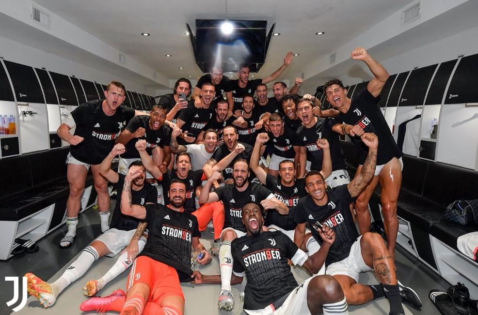 Juventus Campione d'Italia 2019-2020