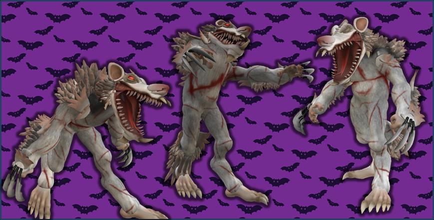 (58) Werewolf [♫] Df2