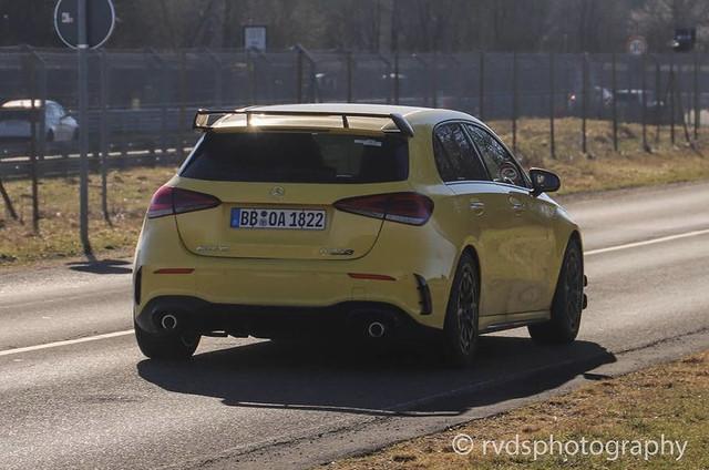 2022 - [Mercedes-Benz] Classe A restylée  847-E2-EFC-79-EF-48-C4-8-B7-C-E8996-CA76-DE8