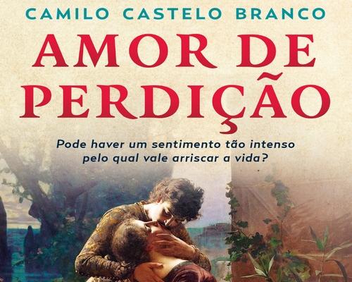 """@FaroEditorial lança edição, com vocabulário moderno, do clássico """"Amor de Perdição"""""""