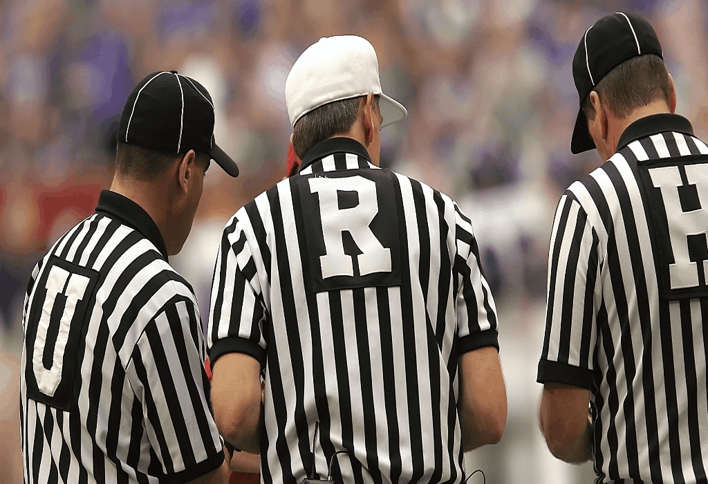 Sports Official Jobs