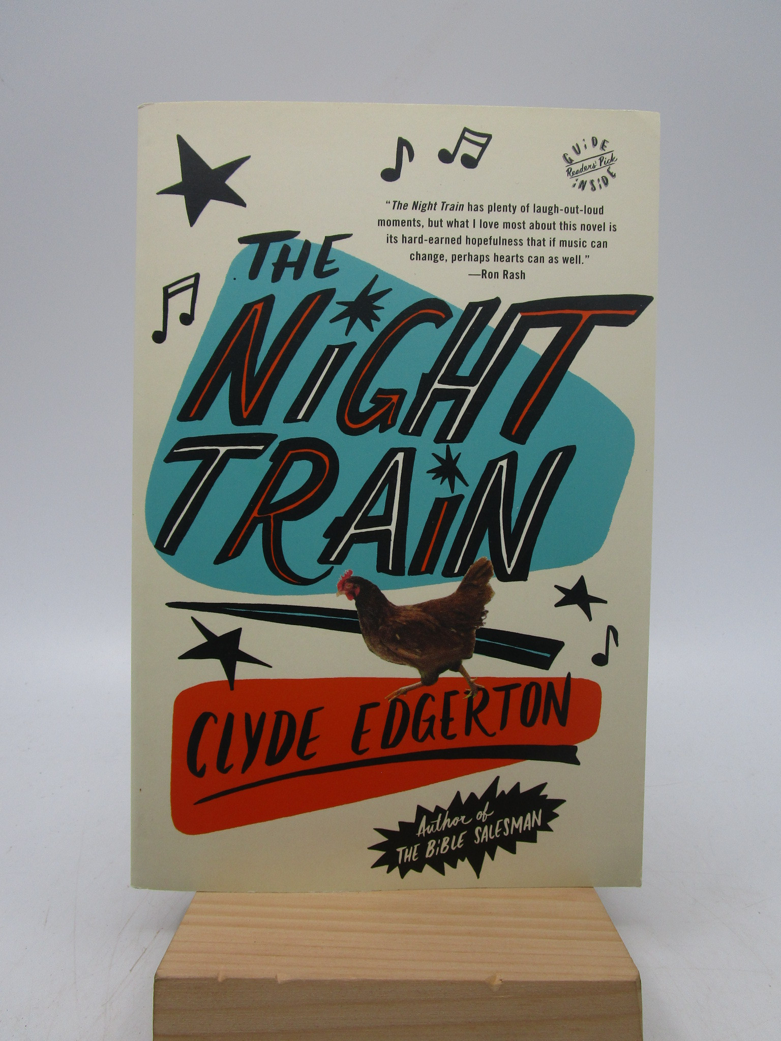 Image for The Night Train: A Novel (Signed)