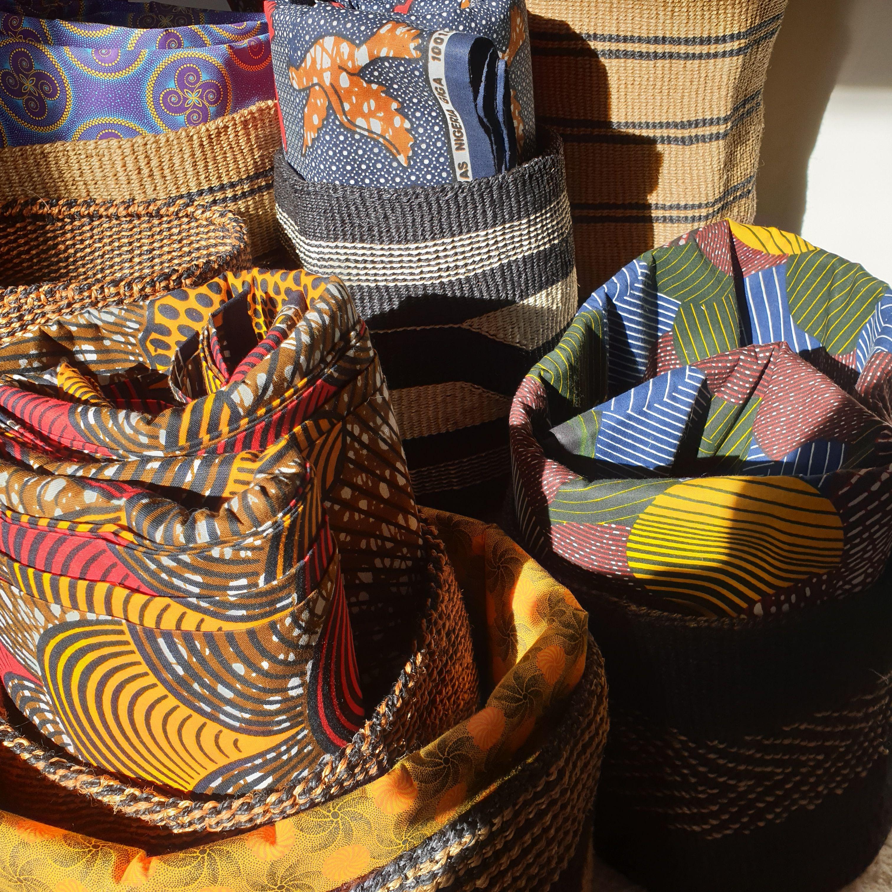 Cloy: borse, tessuti e accessori Made in Africa