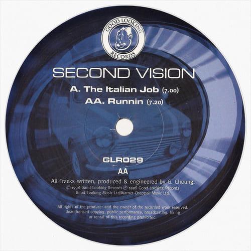 Download Second Vision - The Italian Job / Runnin mp3