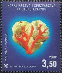 2005. year KORALJARSTVO-I-SPU-VARSTVO-NA-OTOKU-KRAPNJU