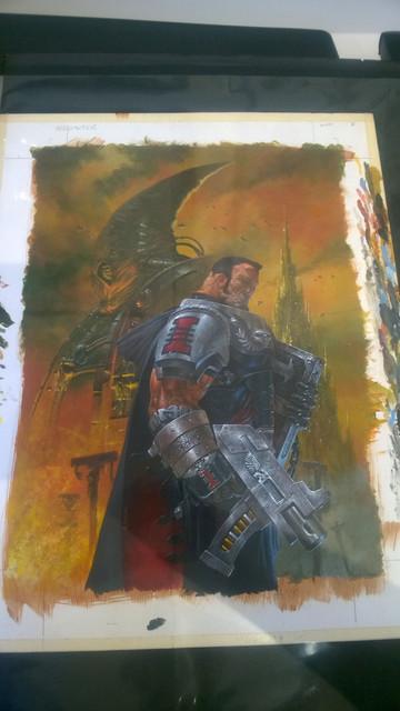 Galerie Daniel Maghen [originaux Warhammer Battle & 40K] 8
