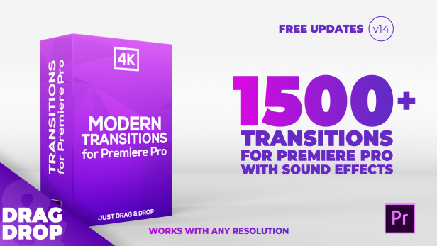 Dope Transitions | For Premiere Pro - 20