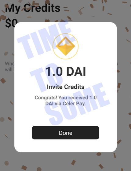Oportunidade [Provado] CelerX Wallet - Criptomoedas Gratis - Android/iOS (Actualizado em Julho de 2019) Daii