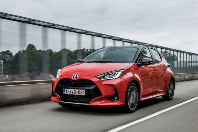 La Nouvelle Toyota Yaris élue « Compacte Business » de l'année 2021 Compactebusinesskms-2