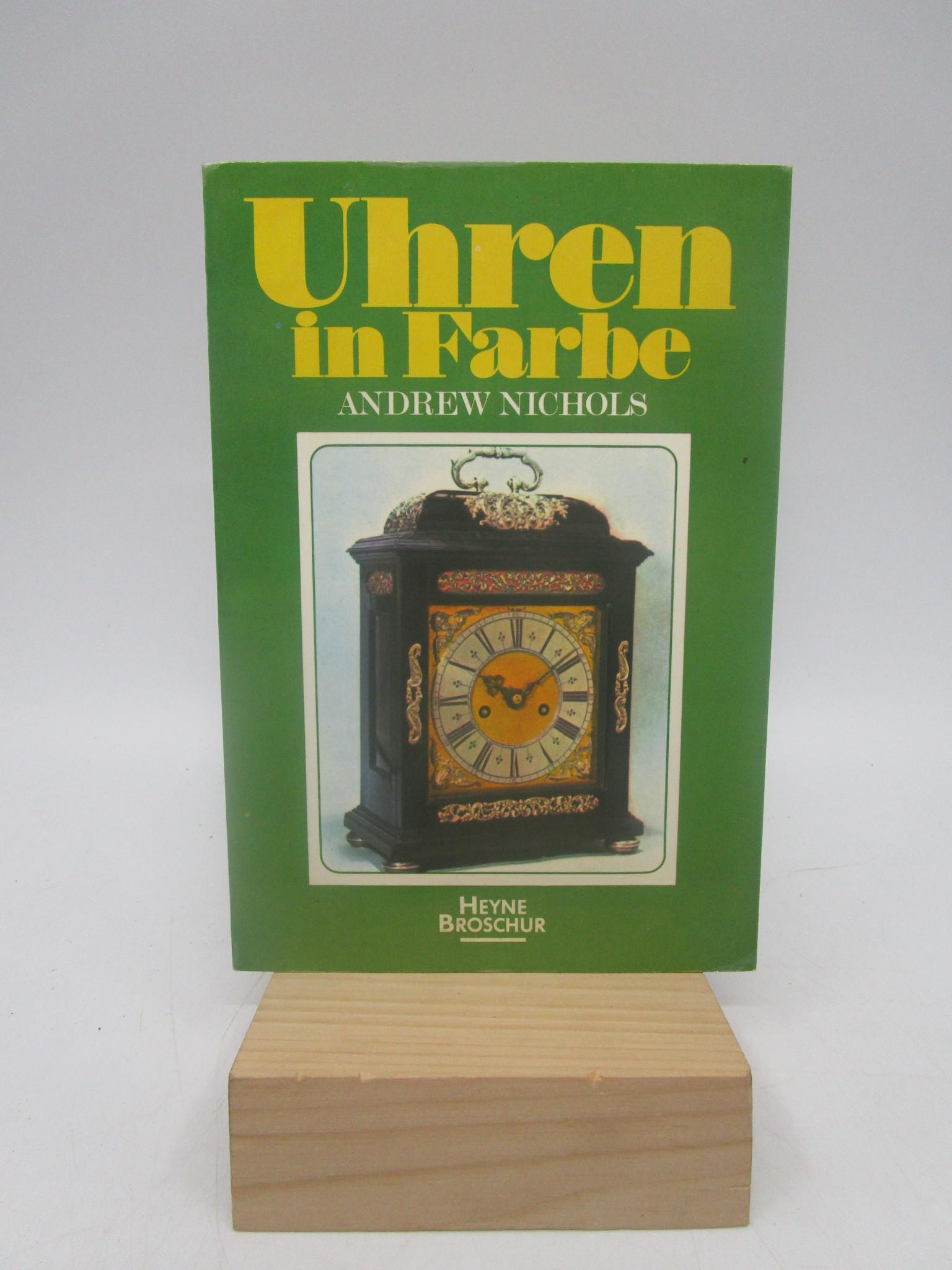 Image for Uhren in Farbe (Clocks in Color)