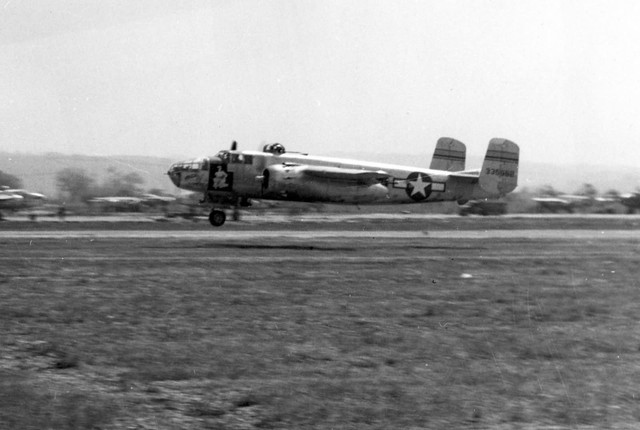 B 25 Mitchell 12 AF Italy
