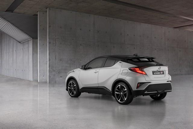 Toyota C-HR « GR SPORT » : encore plus dynamique et plus exclusif  Chr20-2