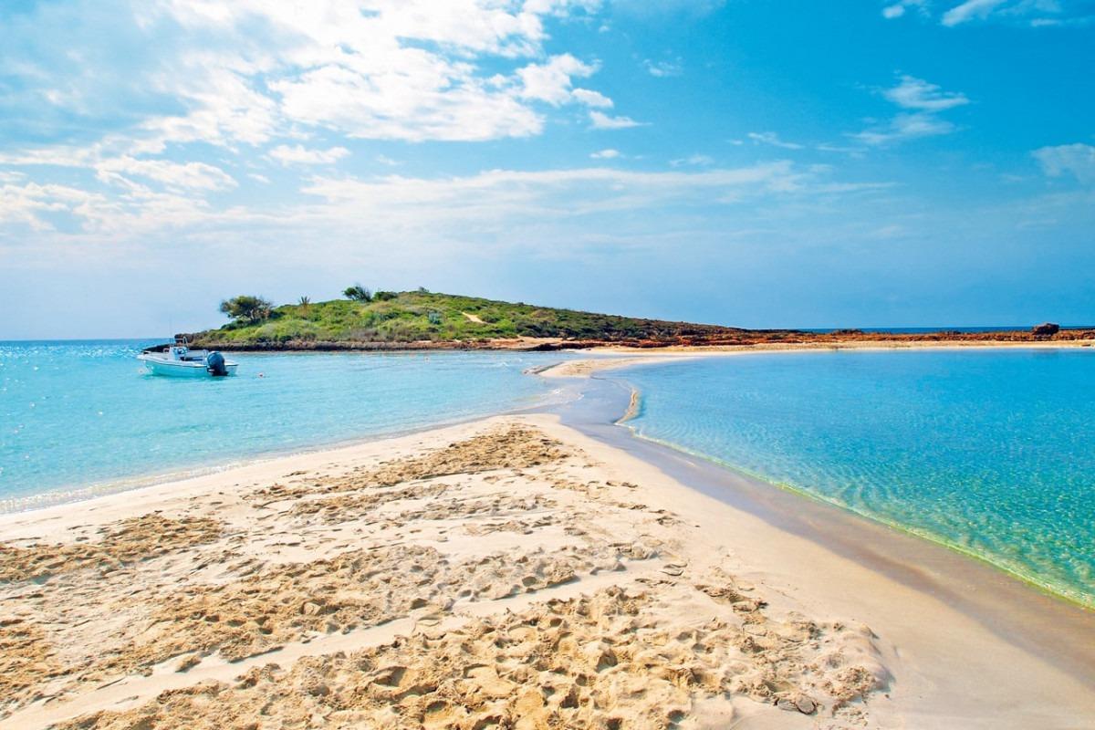 Пляж Нисси Айя-Напа фото