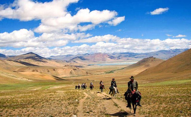 Top 7 Horse Riding Destinations in India
