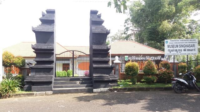 Museum Singhasari Malang