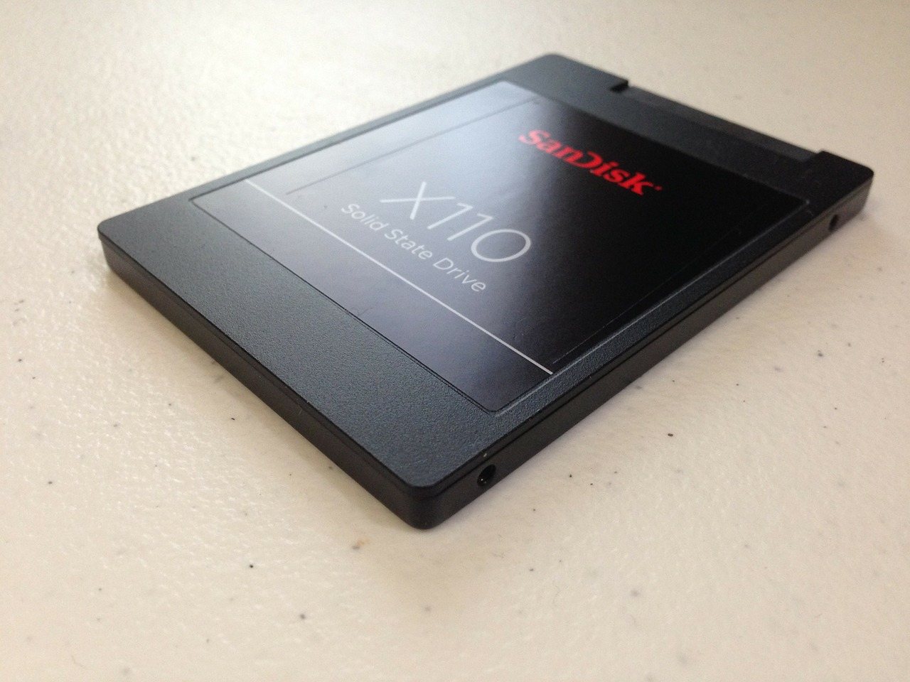 Solid Strate Drive (SSD)