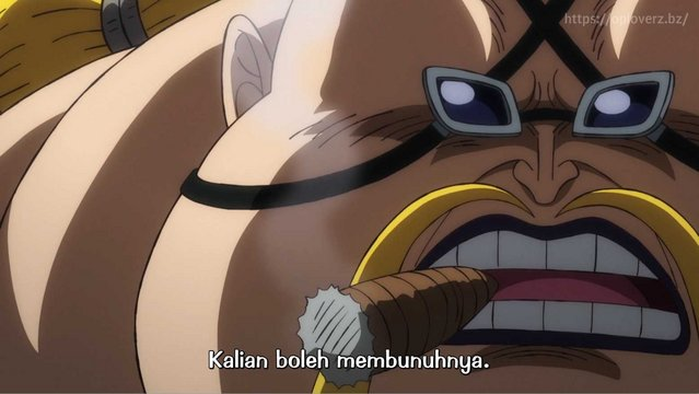 One Piece Episode 987 Subtitle Indonesia