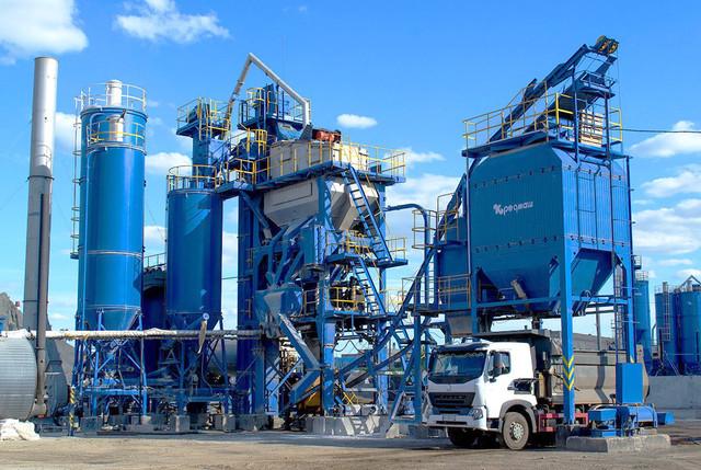 Как выбрать завод по производству асфальта