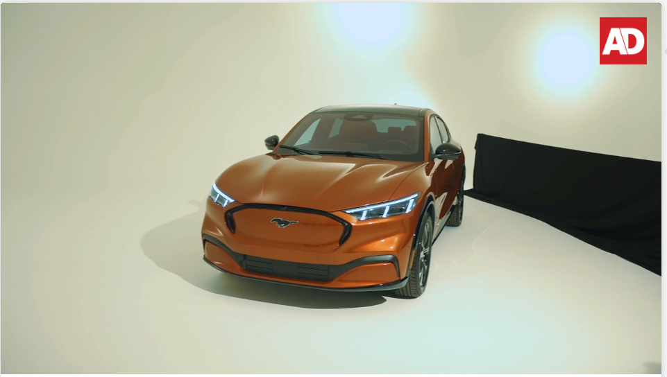 2020 Ford Mustang Mach-E 45