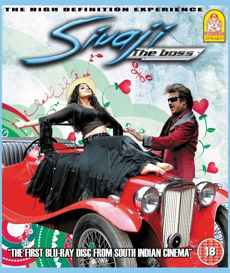 Sivaji The Boss 2007 Dual Audio Hindi 700MB UNCUT BluRay ESubs Download