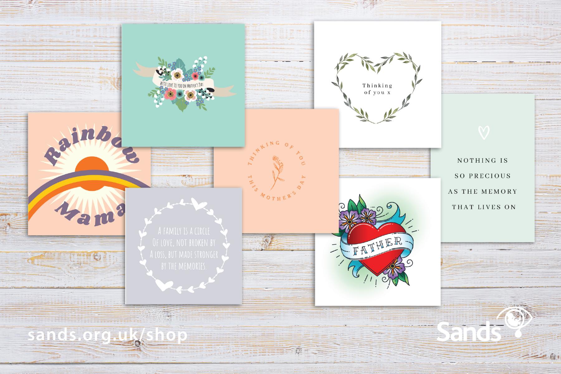 sands cards
