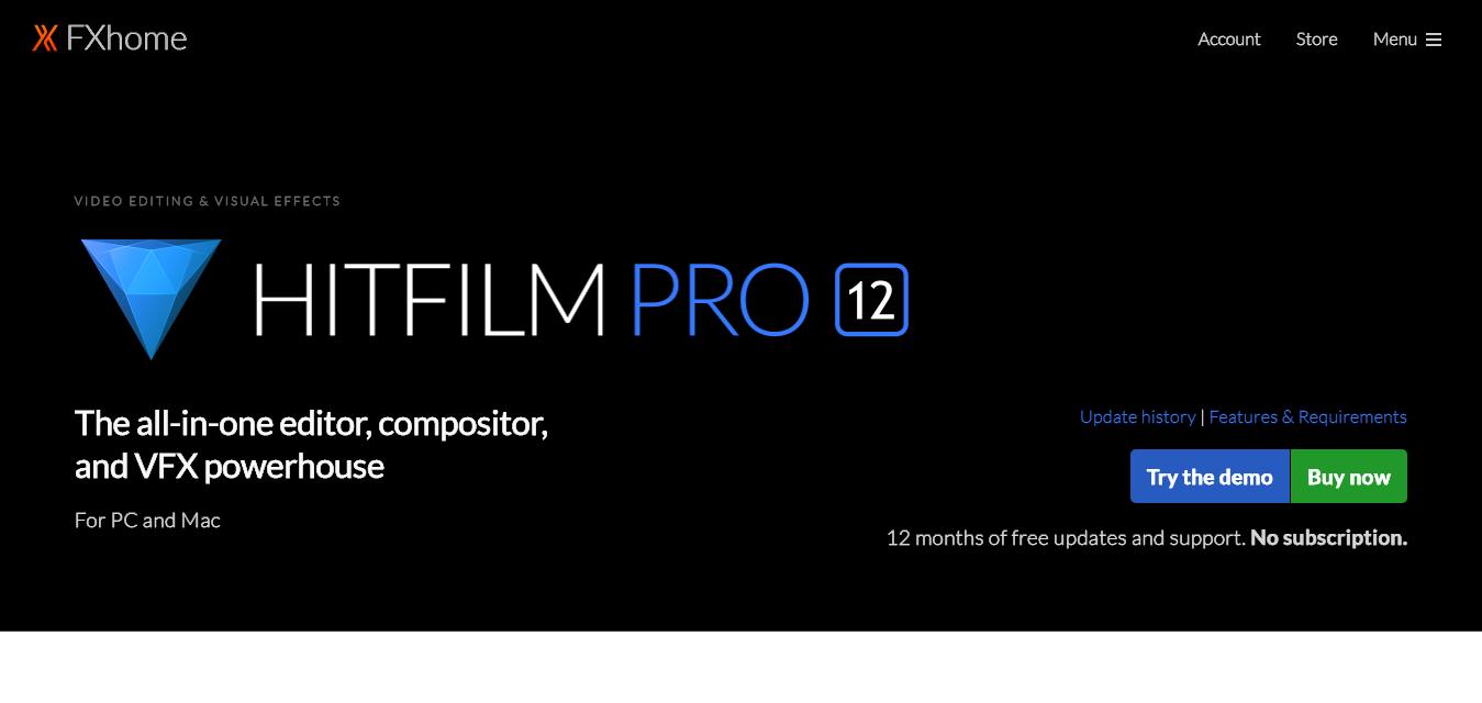 HitFilm Pro