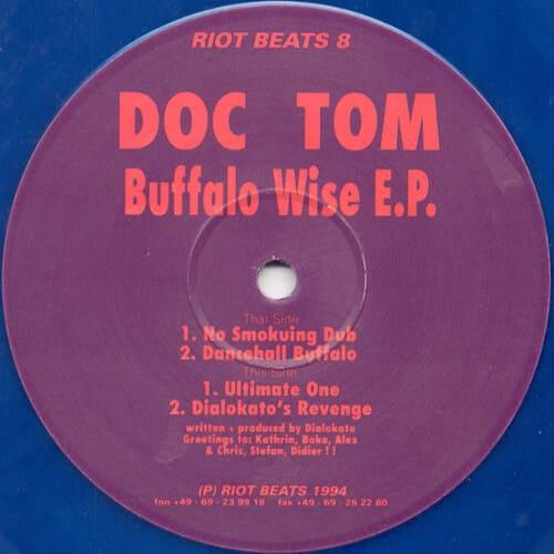 Download Doc Tom - Buffalo Wise E.P. mp3