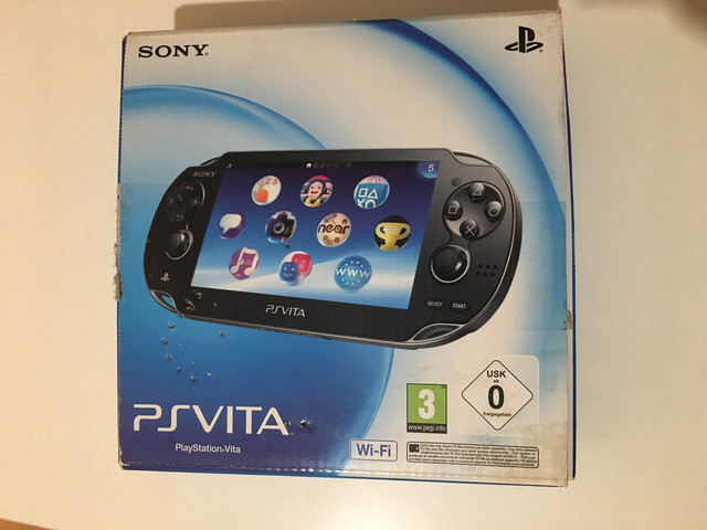 [Vendu] PS Vita Wifi enso sd2vita 128Go en boîte 80€ B386347-B-A150-438-C-88-C2-D7-EF5-F4-DBF92